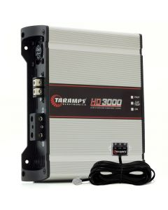 Taramps HD 3000 1 Channel 1 Ohm Car Amplifier
