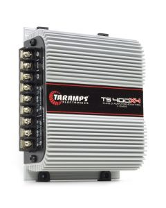 Taramps TS400x4 4 Channel Class D 400 Watts RMS Car Amplifier