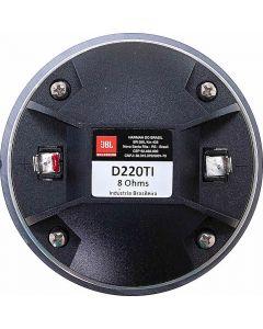 JBL D220Ti Titanium - 80 Watts RMS Driver