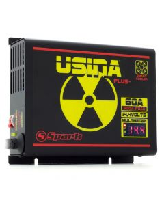 Spark Usina 60A Plus+ Smart Cooler Bivolt Multimeter Power Supply