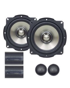 "JBL 5"" System 52V2A - 100 Watts RMS 2 Way Car Speakers Kit"