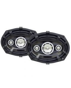 "JBL 6""x9"" 4 Way 69QD9TA - 200 Watts RMS Car Speakers"