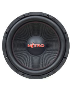 "Spyder 15"" Nitro - 700 Watts RMS - Dual 2 Ohm Subwoofer"