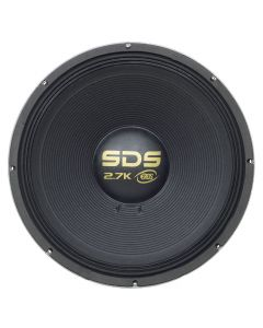 "Eros 18"" E-18 SDS 2.7K - 1350 Watts RMS - 4 Ohm Subwoofer"