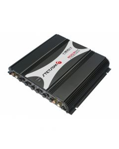 Stetsom Venom V800.4ES - 4 Channel 800 Watts RMS Car Amplifier