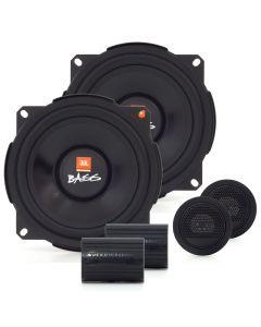 "JBL 5"" System 52V4A - 120 Watts RMS 2 Way Car Speakers Kit"