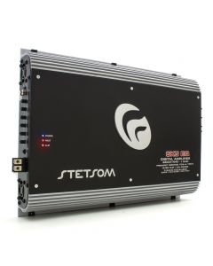 Stetsom Vulcan 6K5EQ - 1 Channel 7900 Watts RMS  1 Ohm Car Amplifier