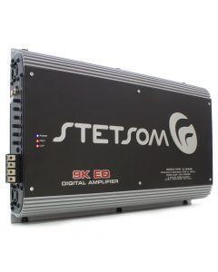 Stetsom Vulcan 9KEQ - 1 Channel 10100 Watts RMS  2 Ohms Car Amplifier