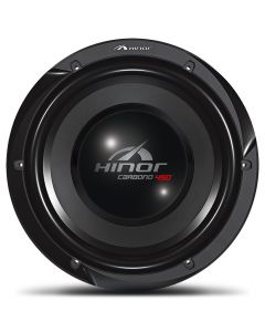 """Subwoofer 12"""" Hinor Carbono 450 - 225 Watts RMS"""