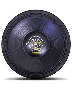 """Spyder 12"""" Kaos Bass 550 - 550 Watts RMS - 8 Ohm Woofer"""