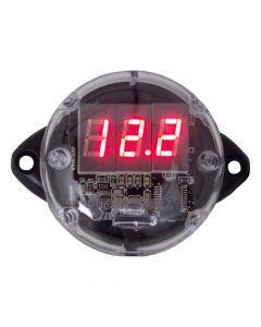 Taramps VTR-1000 Red Voltmeter