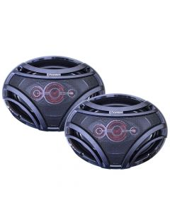 "Bomber 6""x9"" 4 Way Upgrade - 250 Watts RMS Car Speakers"