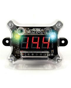 AJK Sound Nano Plus + Ful Range Voltage Voltmeter