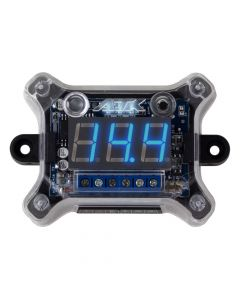 AJK Sound Remote Control Sequencer and Voltmeter