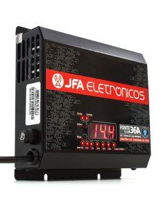 JFA New F36A Sci - 14.4 V - Bivolt Voltmeter and Batmeter Power Supply