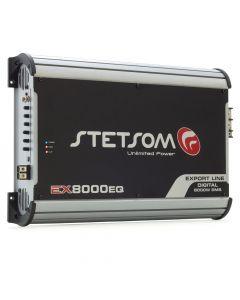 Stetsom EX8000EQ 1 Channel 2 Ohm Car Amplifier