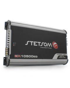 Stetsom EX10500EQ - 1 Channel 11100 Watts RMS  2 Ohms Car Amplifier