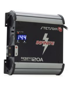 Stetsom Infinite 120A 14.4 V - Bivolt Voltmeter and Ampmeter Power Supply