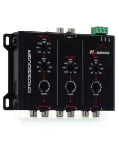Hinor HX3000 - 3 Way Crossover