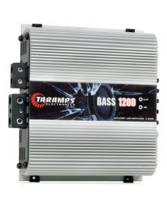 Taramps Bass 1200 - 1 Channel 1200 Watts RMS  2 Ohms Car Amplifier