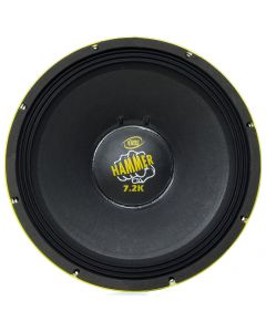 "Eros 15"" E-15 Hammer 7.2K - 3600 Watts RMS - 4 Ohm Woofer"