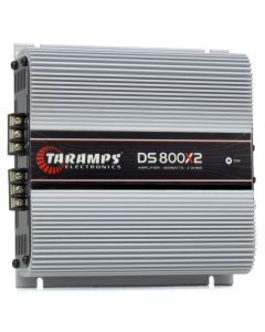 Taramps DS 800x2 Channel 800 Watts RMS  2 Ohms Car Amplifier