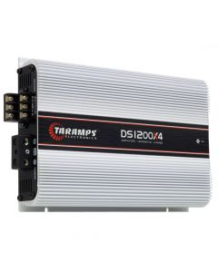 Taramps DS 1200x4 4 Channel Class D 1200 Watts RMS Car Amplifier