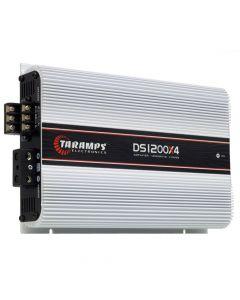 Taramps DS 1200x4 4 Channel Class D 1200 Watts RMS Car Amplifier