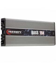 Taramps Bass 15K - 1 Channel 15000 Watts RMS Car Amplifier