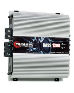 Taramps Bass 1200 - 1 Channel 1200 Watts RMS  1 Ohms Car Amplifier