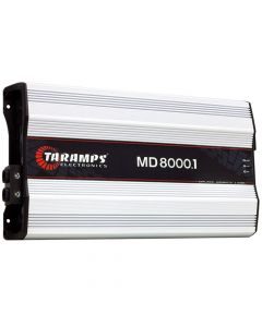 Taramps MD 8000 1 Channel 2 Ohm Car Amplifier