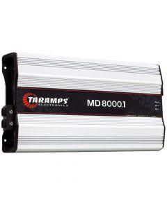 Taramps MD 8000 1 Channel 2 Ohm Car Amplifier