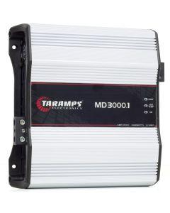 Taramps MD 3000.1 Channel 3000 Watts RMS  2 Ohms Car Amplifier