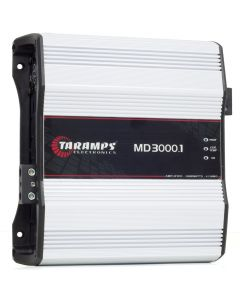 Taramps MD 3000.1 Channel 3000 Watts RMS  4 Ohms Car Amplifier
