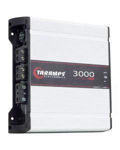Taramps 3000 Trio - 1 Channel, 2 ways - 3000 Watts RMS - 2 Ohm Car Amplifier