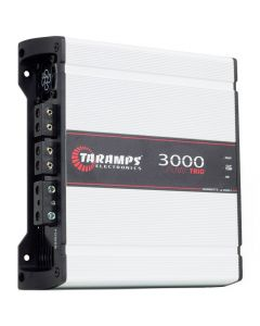 Taramps 3000 Trio - 1 Channel, 2 ways - 3000 Watts RMS - 4 Ohm Car Amplifier