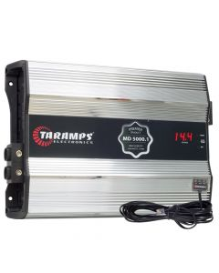 Taramps MD 5000 Premier 1 Channel 5000 Watts RMS - 1 Ohm Car Amplifier