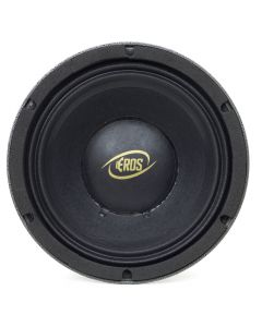 "Eros 8"" E-378 XH Black - 370 Watts RMS - 8 Ohm Woofer"