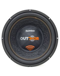 "Bomber 12"" Outdoor - 1200 Watts RMS - 4 Ohm Subwoofer"