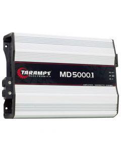 Taramps MD 5000 - 1 Channel - 5000 Watts RMS - 2 Ohm Car Amplifier