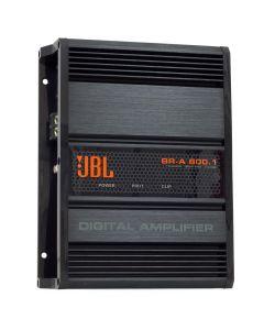 JBL BR-A 800.1 1 Channel - 800 Watts RMS - 2 Ohm Car Amplifier