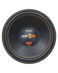 "Bomber 15"" Outdoor - 800 Watts RMS - 4 Ohm Subwoofer"