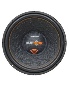 "Bomber 15"" Outdoor - 1200 Watts RMS - 4 Ohm Subwoofer"