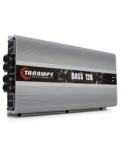Taramps Bass 12K 1 Channel Digital 1 Ohm Car Amplifier