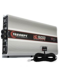 Taramps HD 15000 1 Channel 2 Ohm Car Amplifier