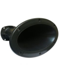 "Fiamon LC-1400 1"" Black Horn"